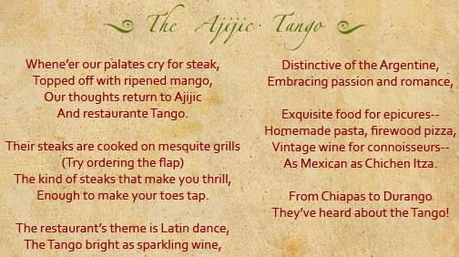 Ajijc Tango